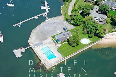 Shore Acres Club aerial 14