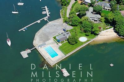 Shore Acres Club aerial 13