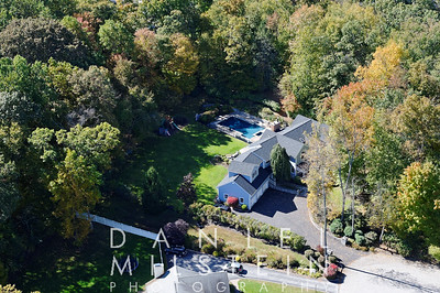 19 Wooded Way aerial 07