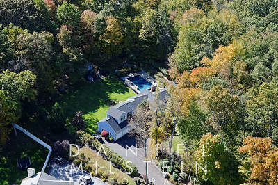 19 Wooded Way aerial 08