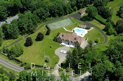 261 Round Hill Rd aerial 03
