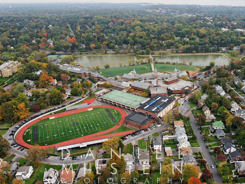New Rochelle HS aerial 037