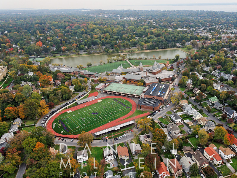 New Rochelle HS aerial 034