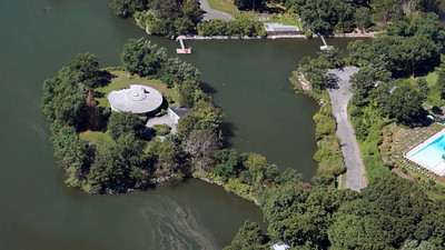 1130 Cove Island aerial video