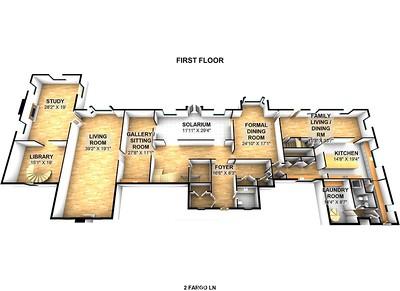 2 Fargo 1st Floor 3D