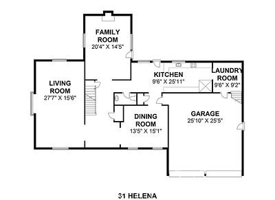 31 Helena - 1st Floor