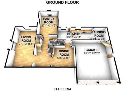 31 Helena - First Floor