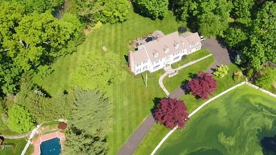 17 Ivanhoe Ln aerial video clip 03
