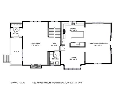 10 Irvine Rd plan B - ground floor