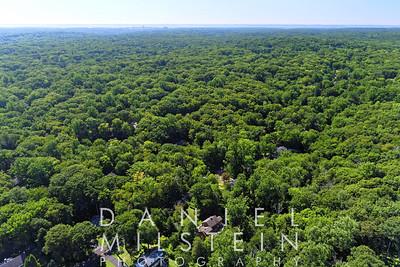 1418 Riverbank Rd aerial 14