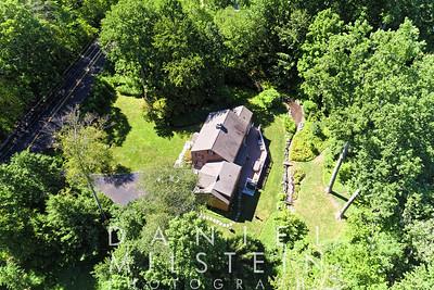 1418 Riverbank Rd aerial 06