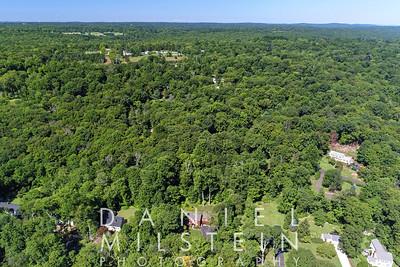 1418 Riverbank Rd aerial 12