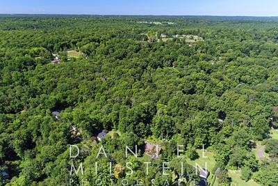 1418 Riverbank Rd aerial 13