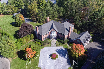 2 Laurel Wood Court aerials