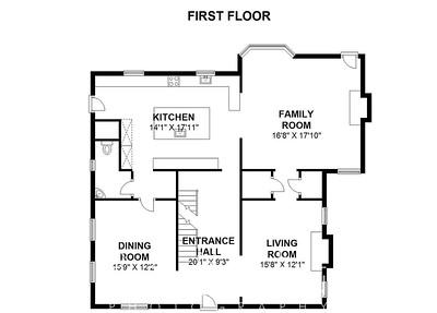 215 Milbrooke Ave - Floor 1