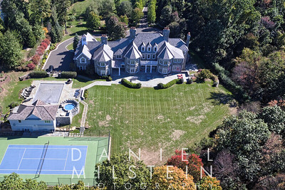4 Old Round Hill Ln aerial 09