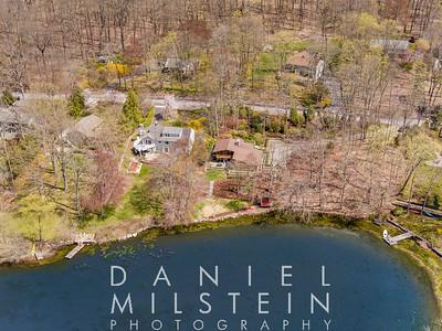 9 Truesdale Lake Dr aerial 07