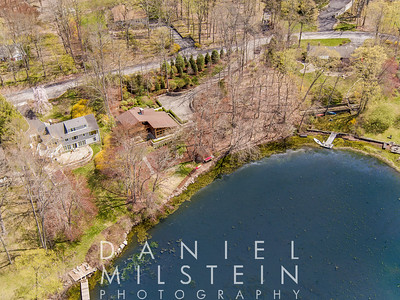 9 Truesdale Lake Dr aerial 06