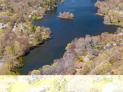 9 Truesdale Lake Dr aerial 14