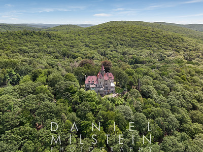 Castle on Old Stone Rd aerial 19
