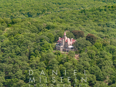 Castle on Old Stone Rd aerial 13