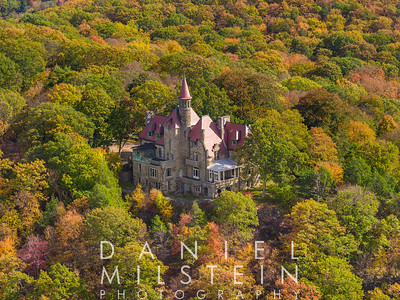 Castle on Old Stone Rd aerial 44