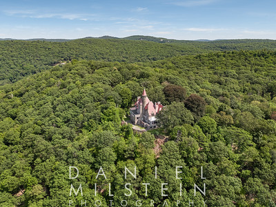 Castle on Old Stone Rd aerial 24