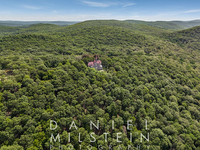 Castle on Old Stone Rd aerial 35