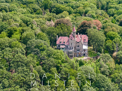 Castle on Old Stone Rd aerial 08