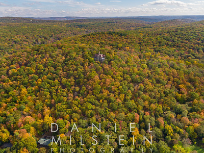 Castle on Old Stone Rd aerial 65