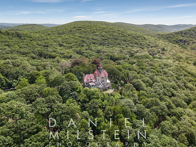 Castle on Old Stone Rd aerial 18