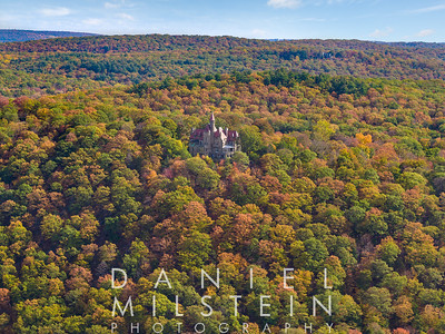 Castle on Old Stone Rd aerial 51