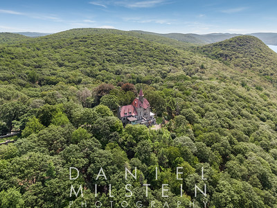 Castle on Old Stone Rd aerial 17