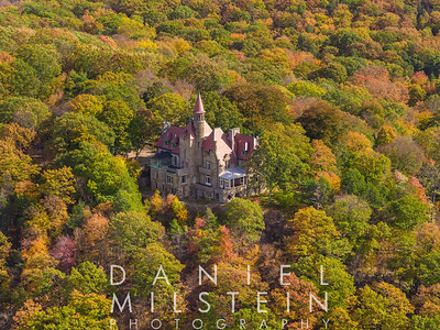 Castle on Old Stone Rd aerial 53