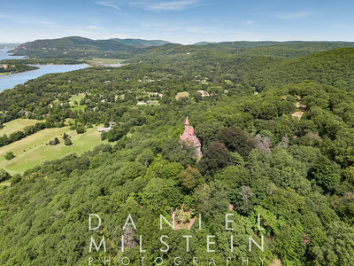 Castle on Old Stone Rd aerial 26