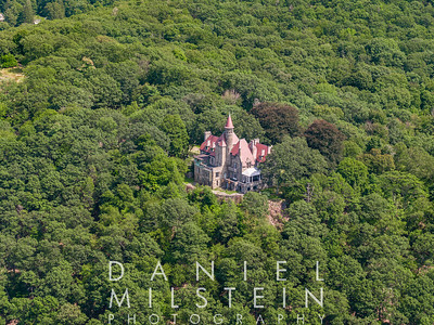 Castle on Old Stone Rd aerial 14