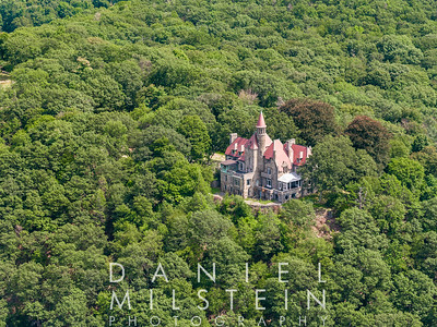 Castle on Old Stone Rd aerial 12