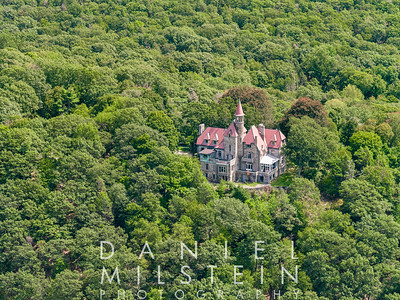 Castle on Old Stone Rd aerial 10