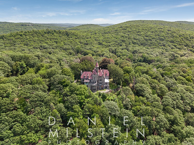 Castle on Old Stone Rd aerial 20