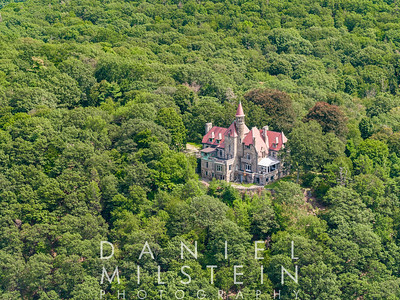 Castle on Old Stone Rd aerial 11