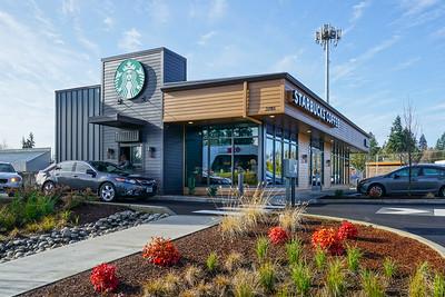 Commercial St SE Starbucks Complex