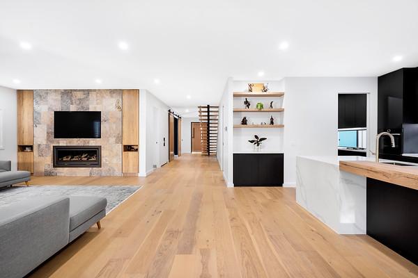 Luxury Open Plan Living in Melbourne