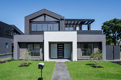 A Newly Built Family Home in Melbourne