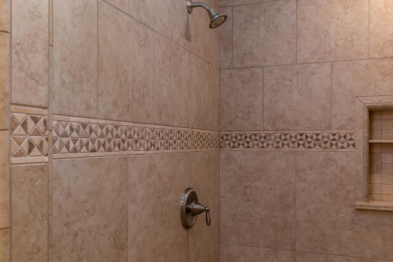 18 Dual Walk In Shower