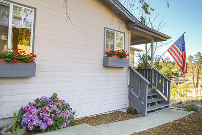 Small Coastal Town, Home for Sale