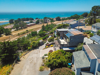 Aerial Photographs of Real Estate for Sale with a Drone