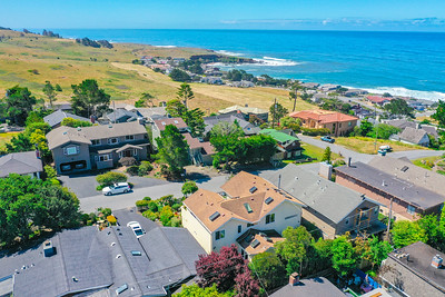 Small Ocean View Home for Sale in Cambria, CA