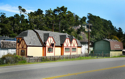 3-20-13 Commercial Bldg   Playhouse From Highway 1-Cambria