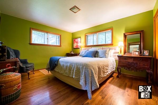 Bedroom Photo. Idaho Falls Airbnb Photographer
