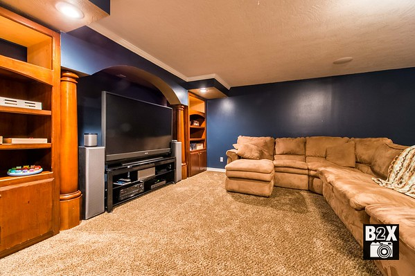 Living Room Real Estate Photographer